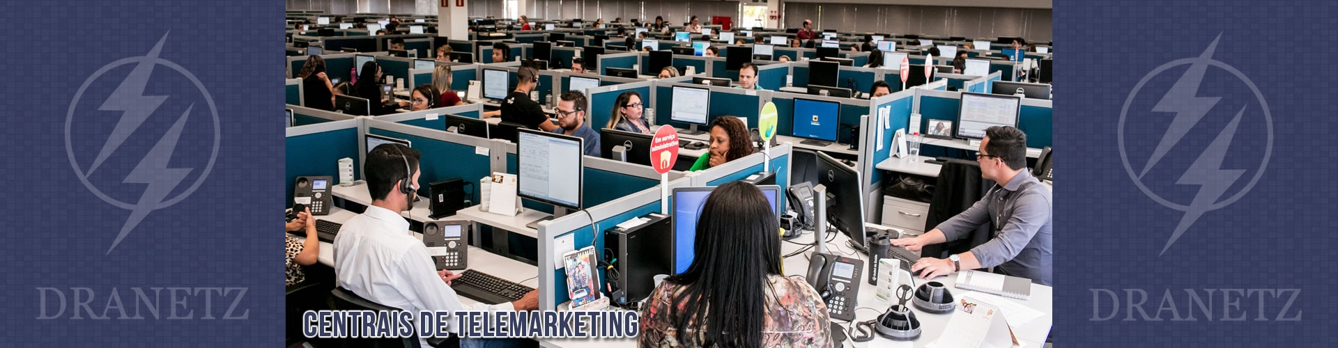 Estabilizadores e Nobreaks para empresas de Telemarketing, Call Center e Data Center